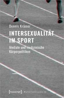 Dennis Krämer: Intersexualität im Sport, Buch