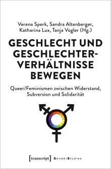 Geschlecht und Geschlechterverhältnisse bewegen, Buch