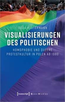 Julia Austermann: Visualisierungen des Politischen, Buch