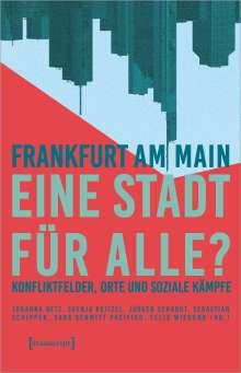 Frankfurt am Main - eine Stadt für alle?, Buch