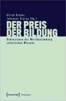 Der Preis der Bildung, Buch