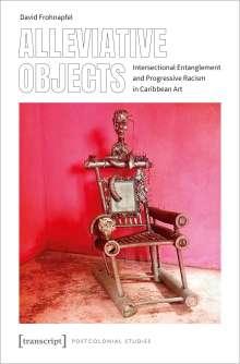 David Frohnapfel: Alleviative Objects, Buch