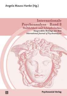 Internationale Psychoanalyse 8: Weiblichkeit und Schöpferisches, Buch