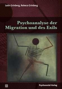 León Grinberg: Psychoanalyse der Migration und des Exils, Buch