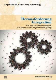 Herausforderung Integration, Buch