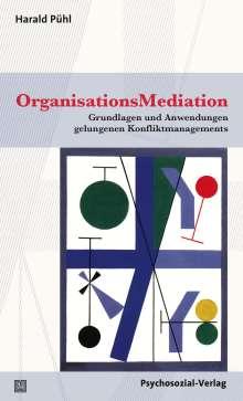 Harald Pühl: OrganisationsMediation, Buch