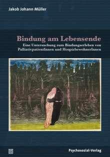 Jakob Müller: Bindung am Lebensende, Buch