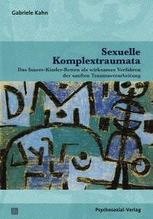 Gabriele Kahn: Sexuelle Komplextraumata, Buch
