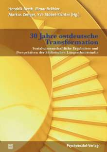 30 Jahre ostdeutsche Transformation, Buch