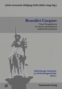 Benedict Carpzov, Buch