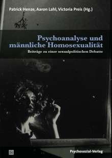 Psychoanalyse und männliche Homosexualität, Buch