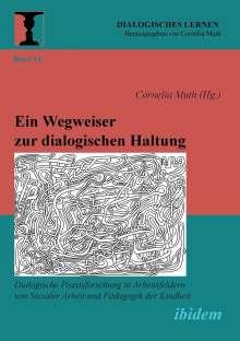 Lara Schlenkhoff: Ein Wegweiser zur dialogischen Haltung. Dialogische Praxisforschung in Arbeitsfeldern von Sozialer Arbeit und Pädagogik der Kindheit, Buch