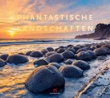 Phantastische Landschaften 2021, Kalender