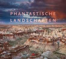 Phantastische Landschaften 2022, Kalender