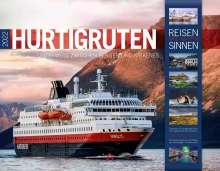 Hurtigruten 2022, Kalender