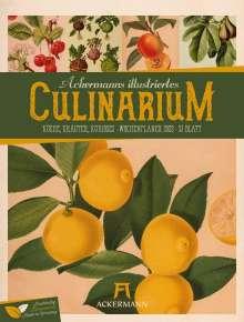 Culinarium - Wochenplaner 2022, Kalender