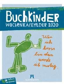 Buchkinder - Wochenplaner 2020, Diverse