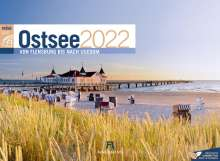 Ostsee ReiseLust 2022, Kalender