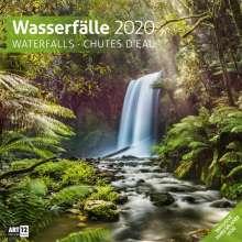 Wasserfälle 2020, Diverse