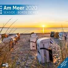 Am Meer 2020 Broschürenkalender., Diverse