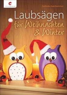 Gerlinde Auenhammer: Laubsägen für Weihnachten & Winter, Buch
