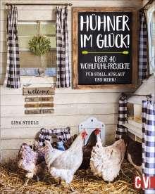 Lisa Steele: Hühner im Glück!, Buch