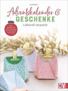 Ina Mielkau: Adventskalender und Geschenke, Buch