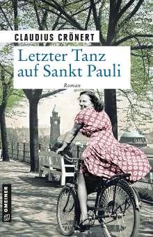 Claudius Crönert: Letzter Tanz auf Sankt Pauli, Buch