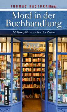 Gitta Edelmann: Mord in der Buchhandlung, Buch
