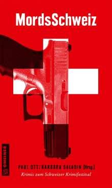 Paul Lascaux: MordsSchweiz, Buch