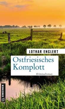 Lothar Englert: Ostfriesisches Komplott, Buch