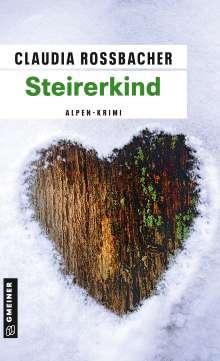 Claudia Rossbacher: Steirerkind, Buch