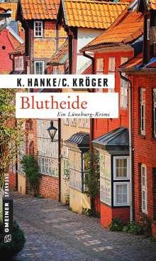 Kathrin Hanke: Blutheide, Buch