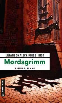 Liliane Skalecki: Mordsgrimm, Buch