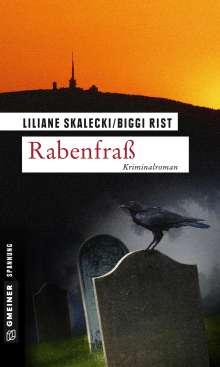 Liliane Skalecki: Rabenfraß, Buch
