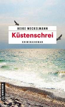 Heike Meckelmann: Küstenschrei, Buch