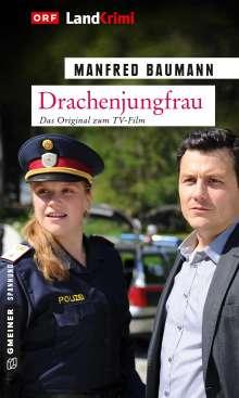 Manfred Baumann: Drachenjungfrau, Buch