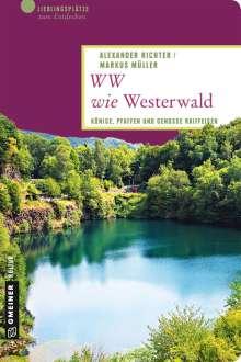 Markus Müller: WW wie Westerwald, Buch