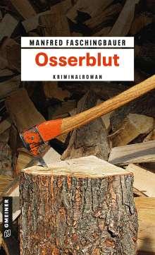 Manfred Faschingbauer: Osserblut, Buch