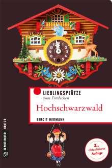 Birgit Hermann: Hochschwarzwald, Buch