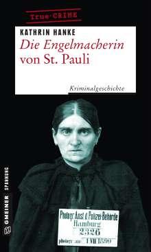 Kathrin Hanke: Die Engelmacherin von St. Pauli, Buch