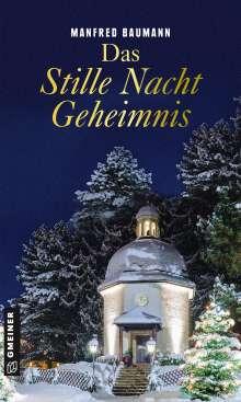 Manfred Baumann: Das Stille Nacht Geheimnis, Buch