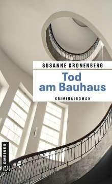 Susanne Kronenberg: Tod am Bauhaus, Buch