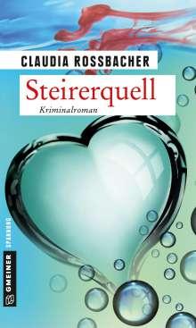 Claudia Rossbacher: Steirerquell, Buch