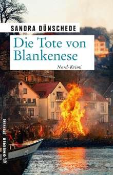 Sandra Dünschede: Die Tote von Blankenese, Buch