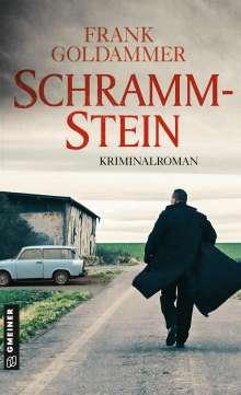 Frank Goldammer: Schrammstein, Buch