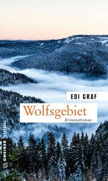 Edi Graf: Wolfsgebiet, Buch