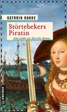 Kathrin Hanke: Störtebekers Piratin, Buch