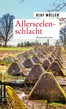 Olaf Müller: Allerseelenschlacht, Buch