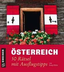 Sonja Klein: Österreich - 50 Rätsel mit Ausflugstipps, Buch